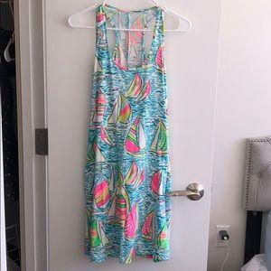 Lilly Pulitzer You Gotta Regatta dress